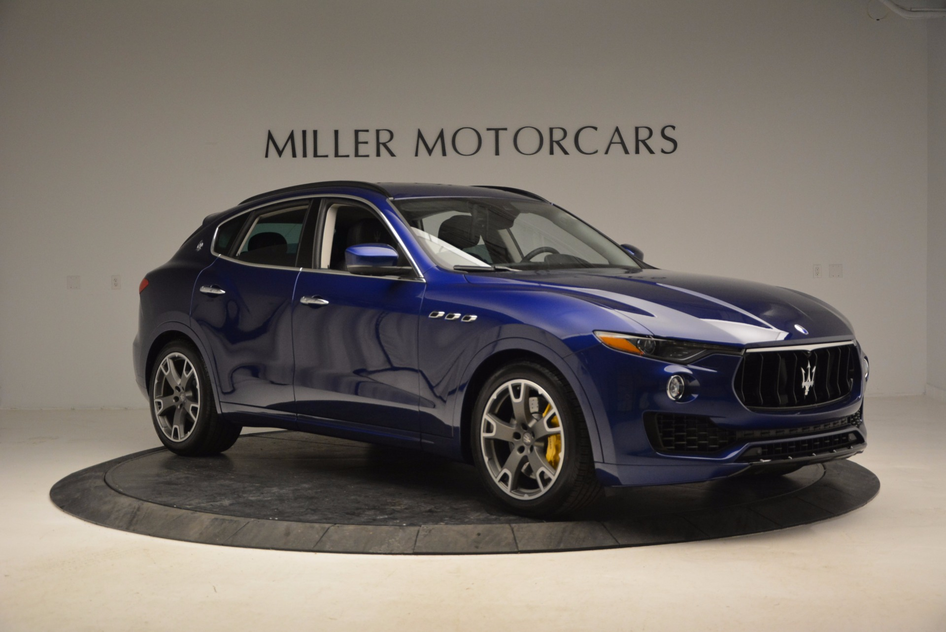 New 2017 Maserati Levante  For Sale In Westport, CT 878_p9