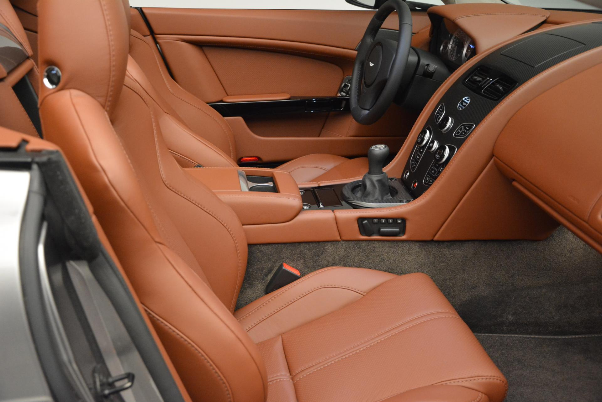 New 2016 Aston Martin V8 Vantage S  For Sale In Westport, CT 88_p35