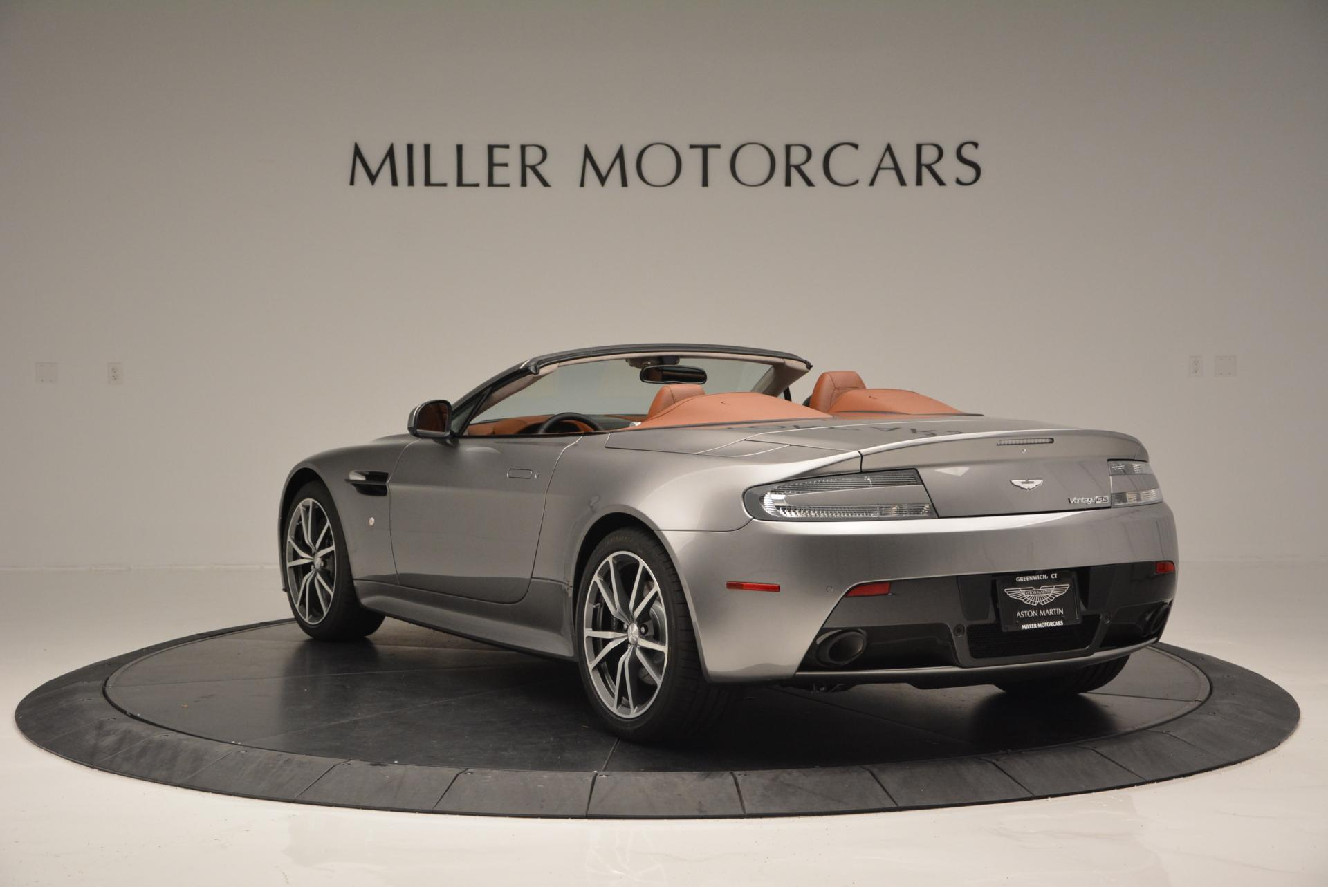 New 2016 Aston Martin V8 Vantage S  For Sale In Westport, CT 88_p5