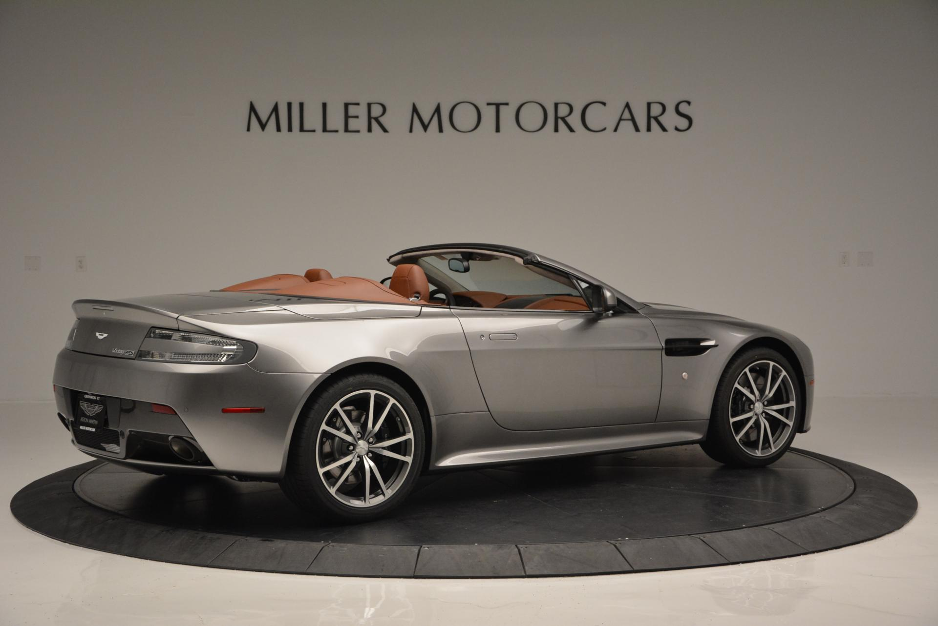 New 2016 Aston Martin V8 Vantage S  For Sale In Westport, CT 88_p8