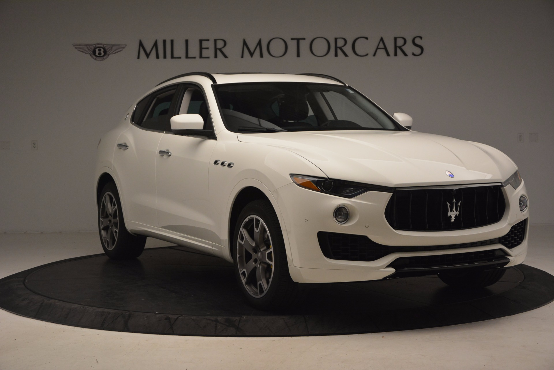 New 2017 Maserati Levante  For Sale In Westport, CT 880_p11