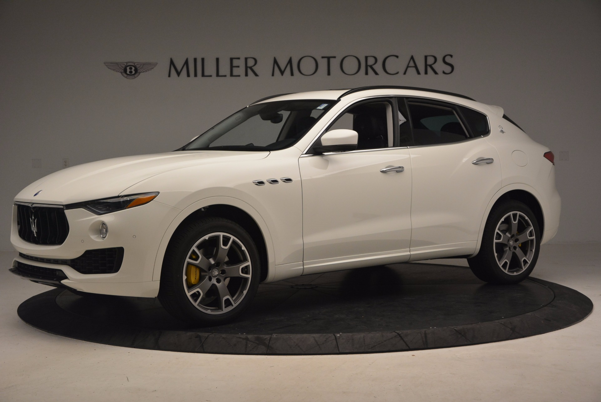 New 2017 Maserati Levante  For Sale In Westport, CT 880_p2