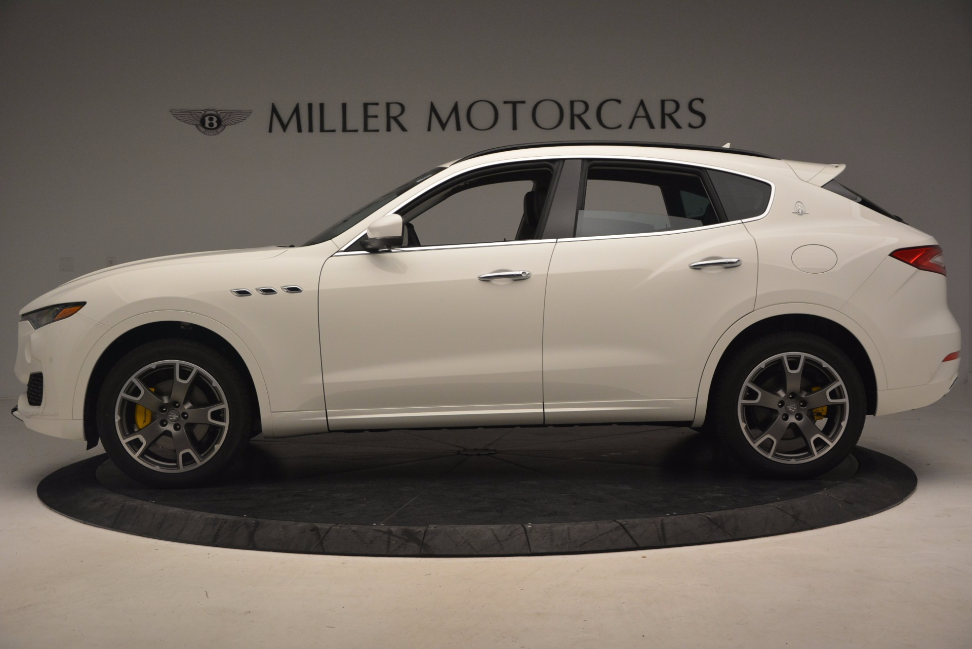 New 2017 Maserati Levante  For Sale In Westport, CT 880_p3