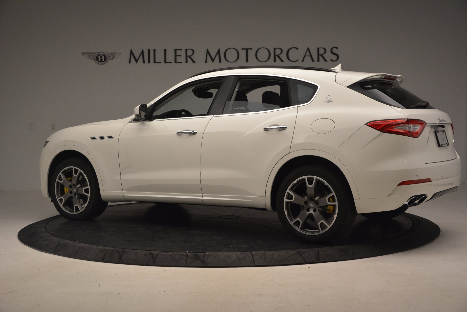 New 2017 Maserati Levante  For Sale In Westport, CT 880_p4