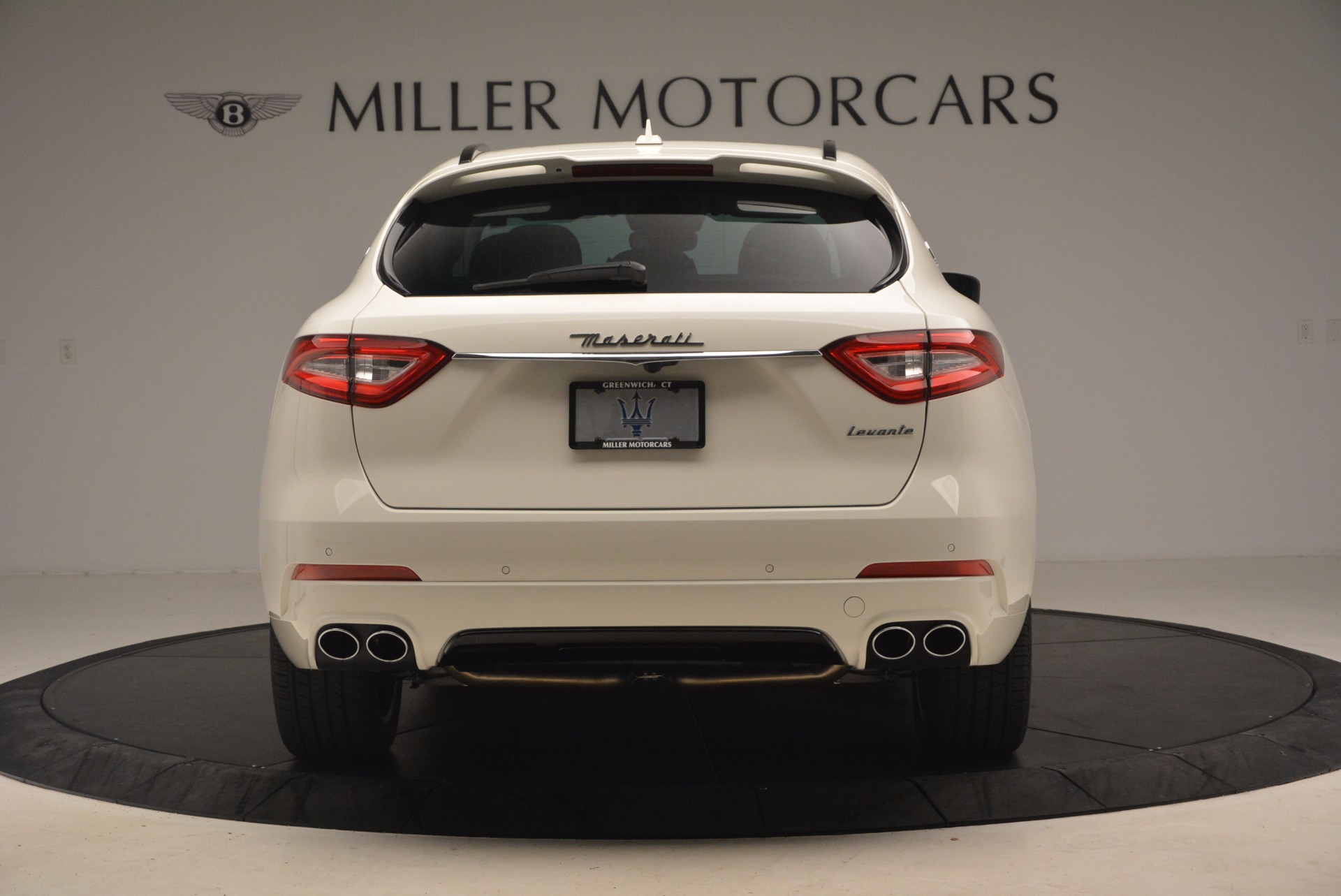 New 2017 Maserati Levante  For Sale In Westport, CT 880_p6