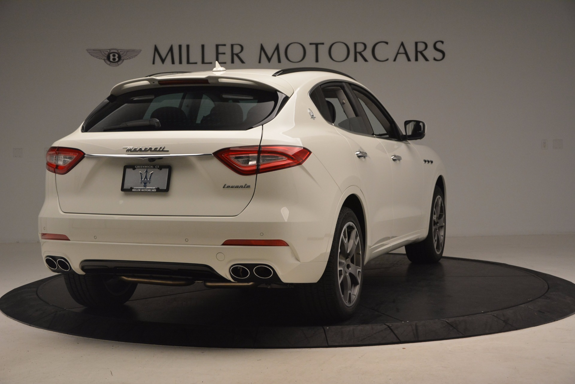 New 2017 Maserati Levante  For Sale In Westport, CT 880_p7