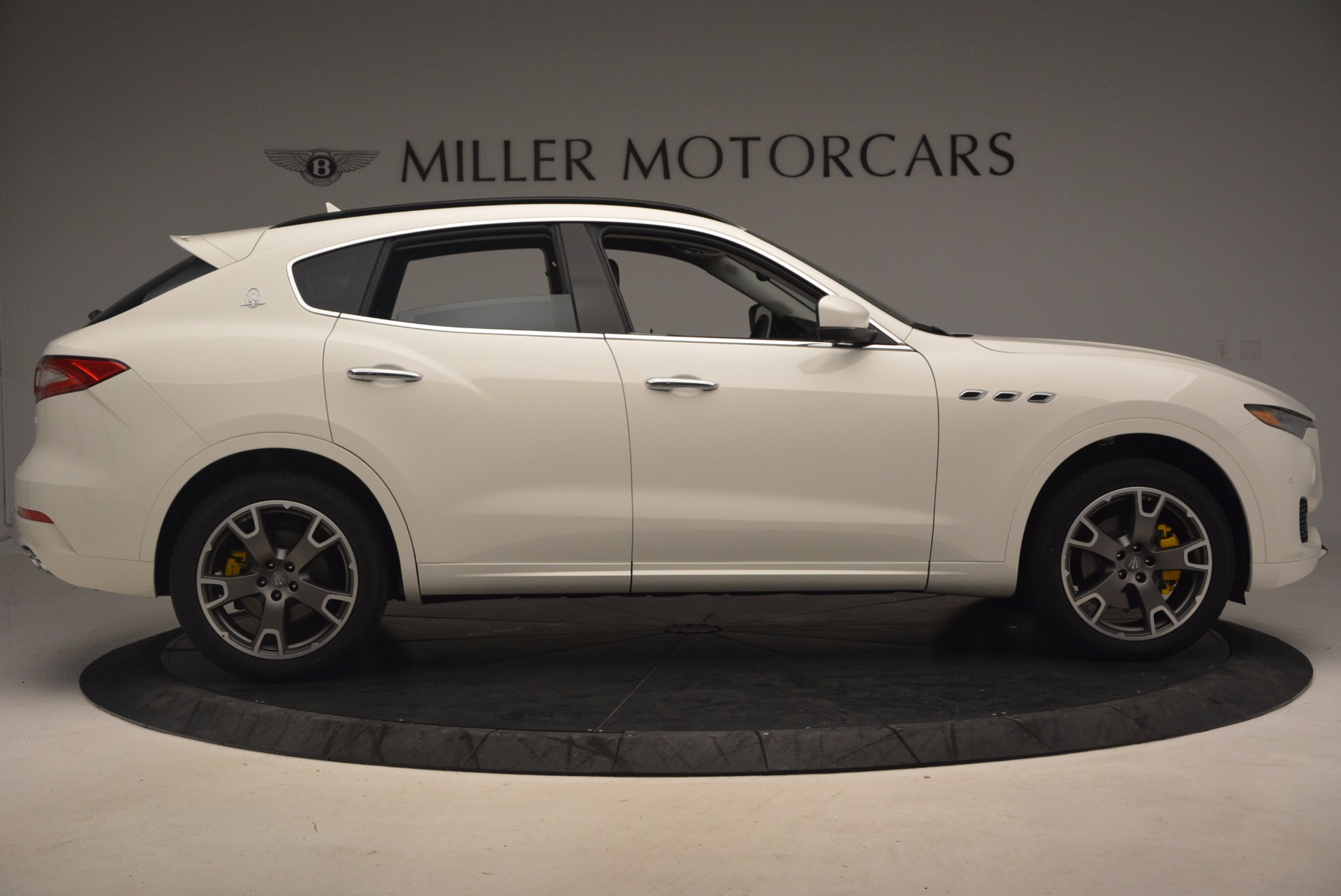 New 2017 Maserati Levante  For Sale In Westport, CT 880_p9