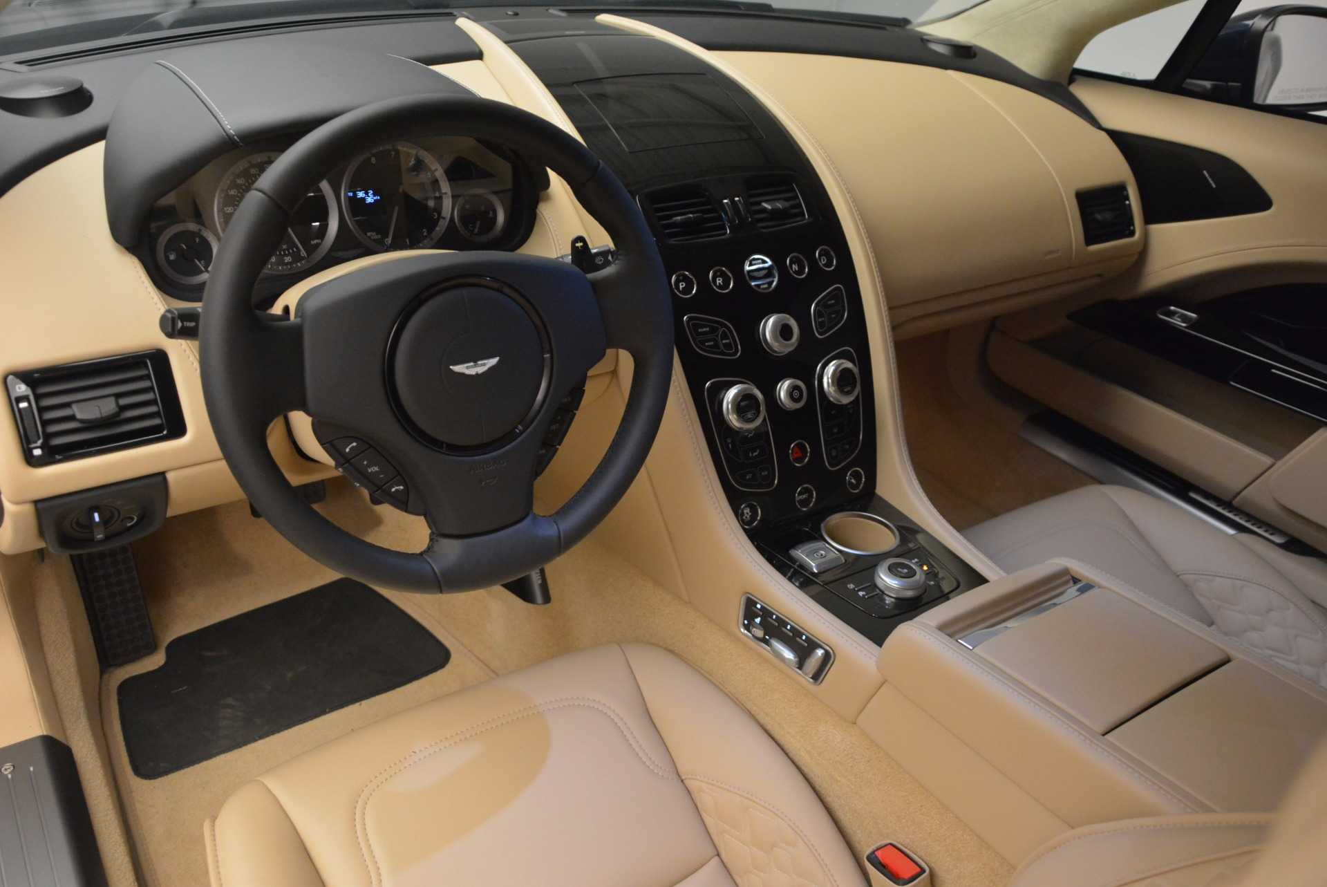 Used 2016 Aston Martin Rapide S  For Sale In Westport, CT 881_p14