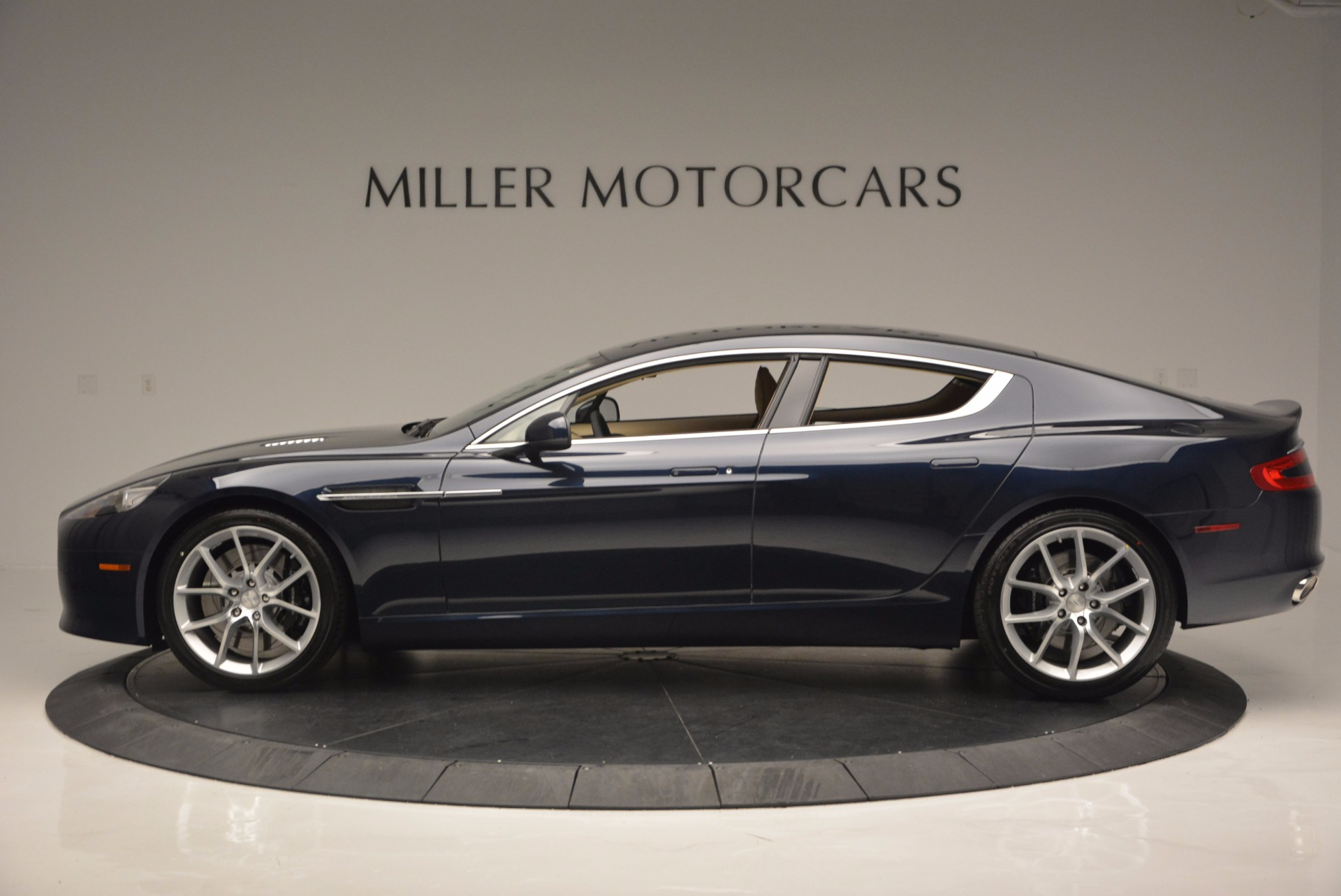Used 2016 Aston Martin Rapide S  For Sale In Westport, CT 881_p3