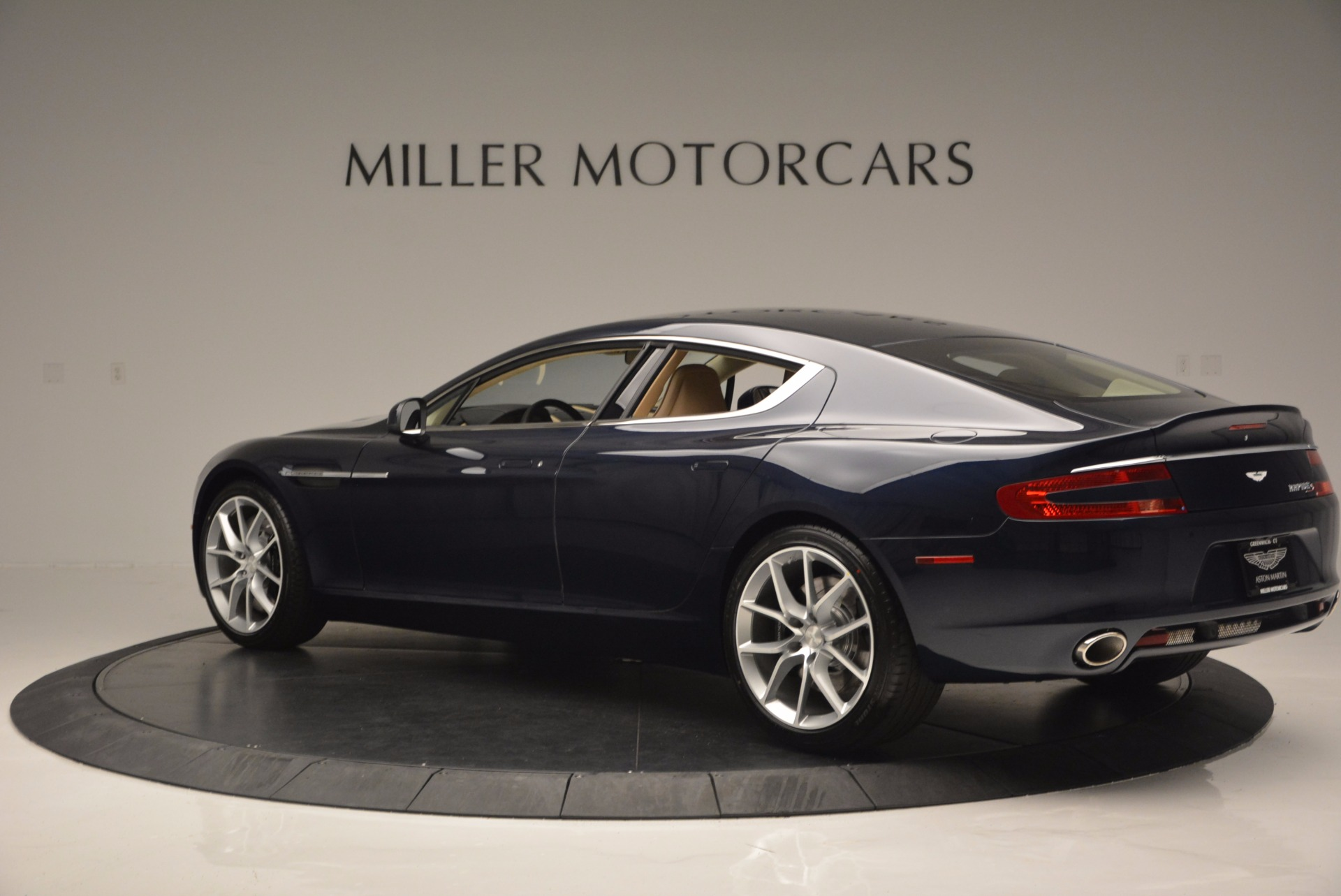 Used 2016 Aston Martin Rapide S  For Sale In Westport, CT 881_p4