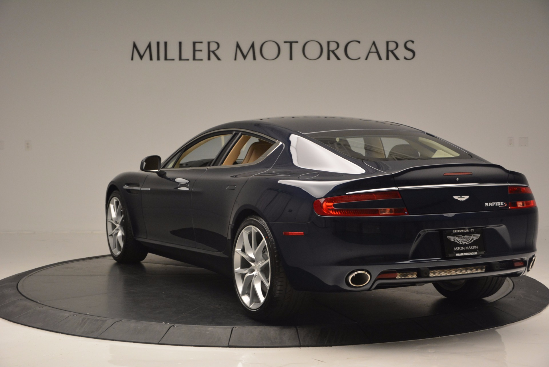 Used 2016 Aston Martin Rapide S  For Sale In Westport, CT 881_p5
