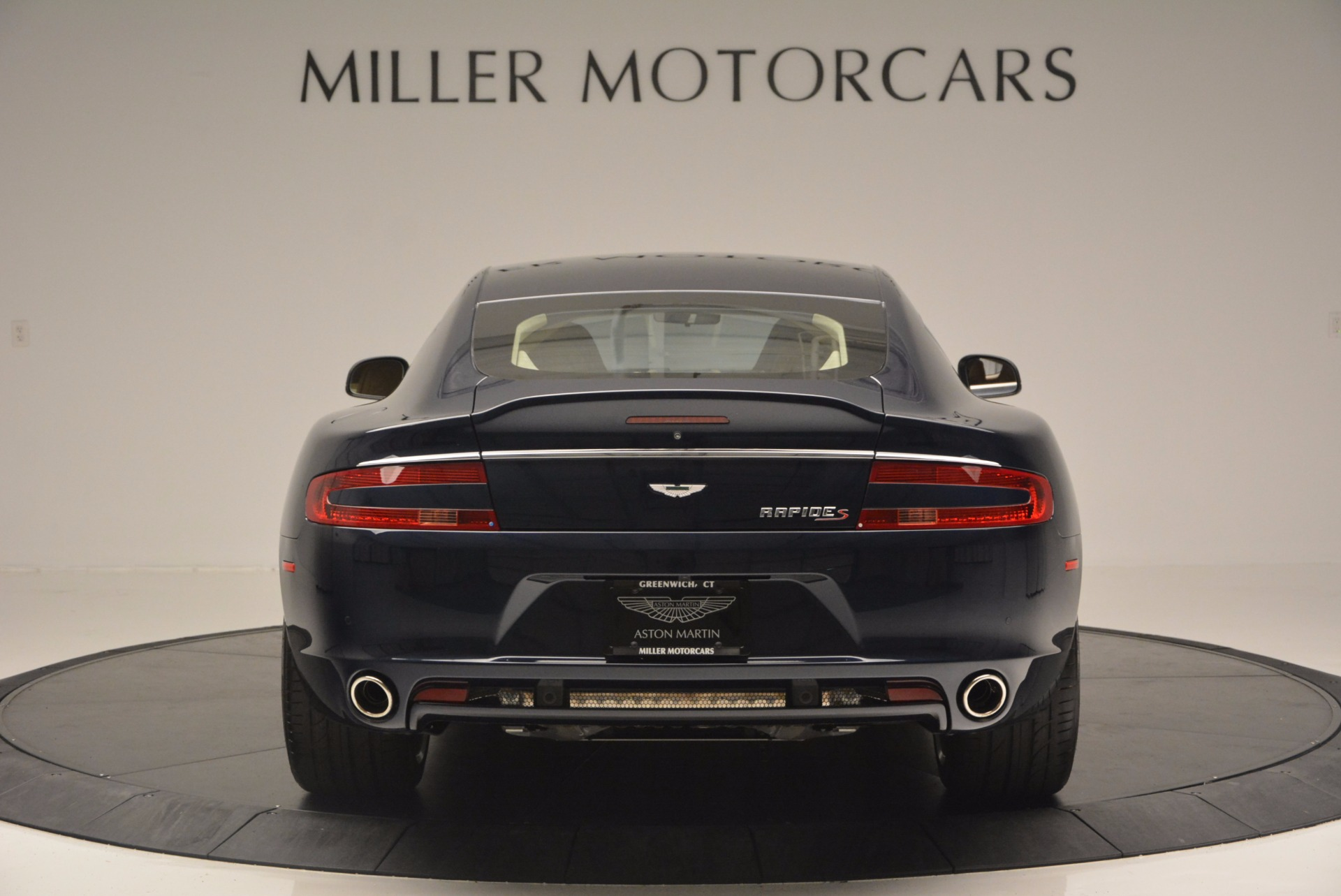Used 2016 Aston Martin Rapide S  For Sale In Westport, CT 881_p6