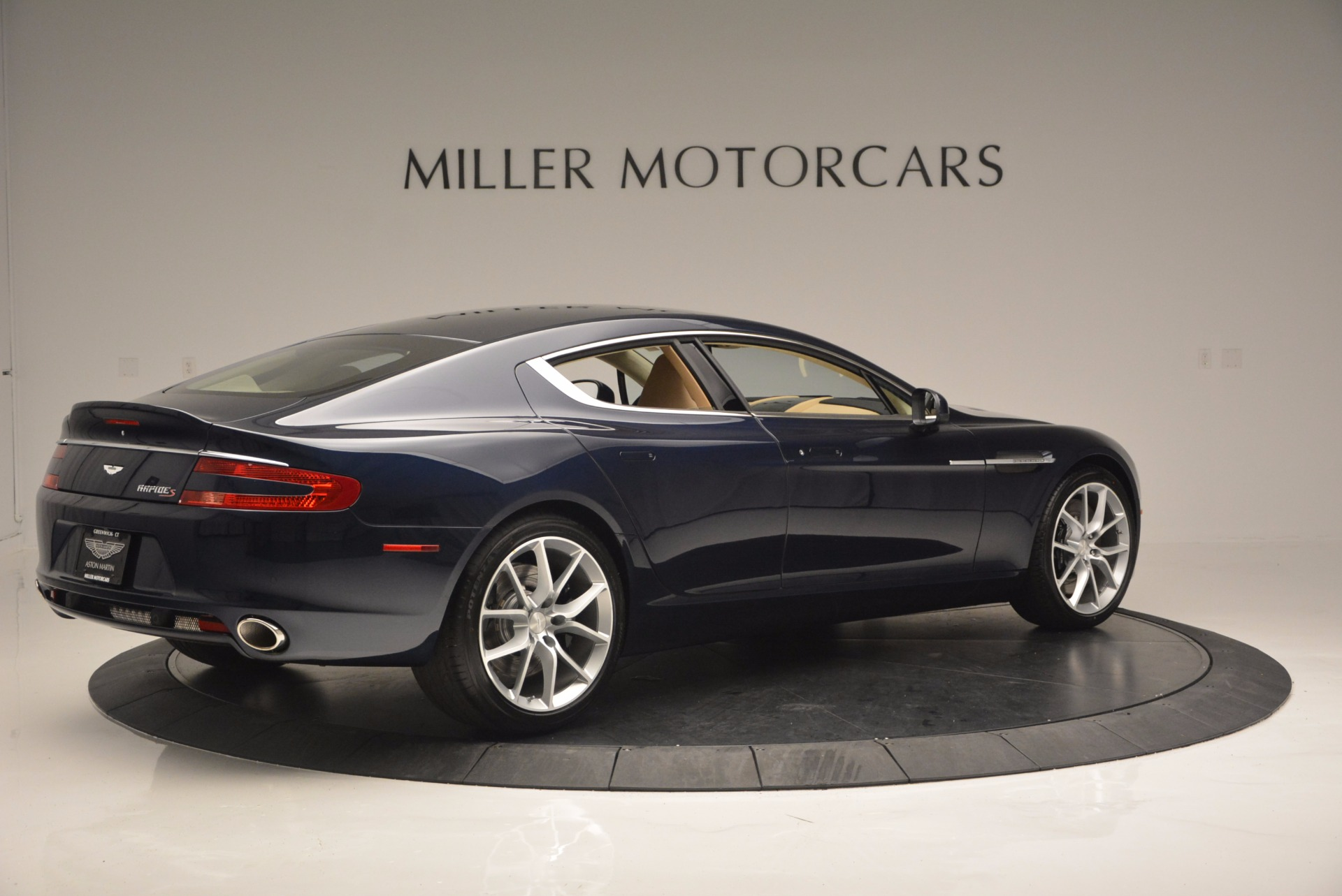 Used 2016 Aston Martin Rapide S  For Sale In Westport, CT 881_p8