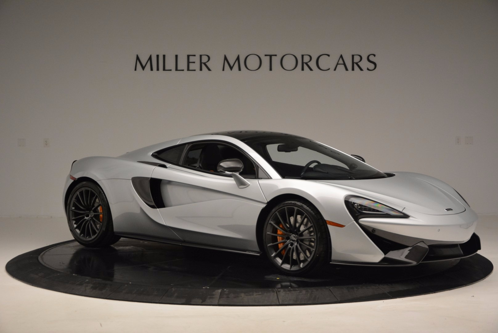 New 2017 McLaren 570GT  For Sale In Westport, CT 882_p10