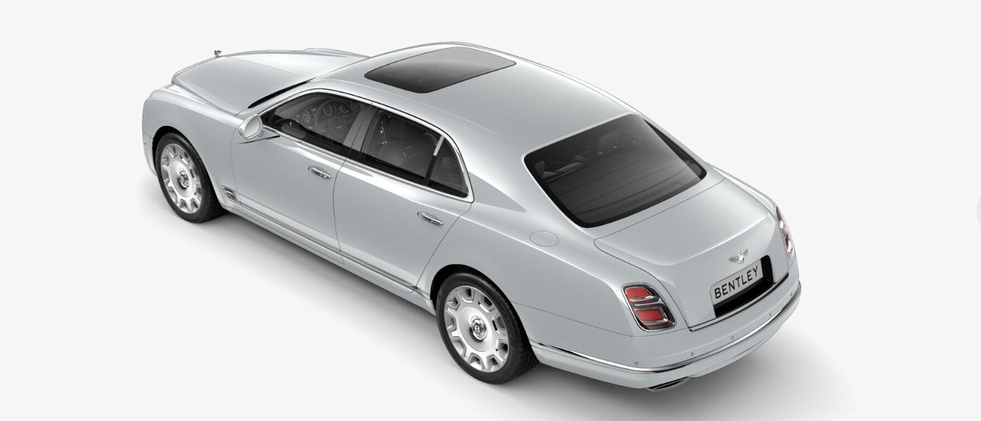New 2017 Bentley Mulsanne  For Sale In Westport, CT 883_p5