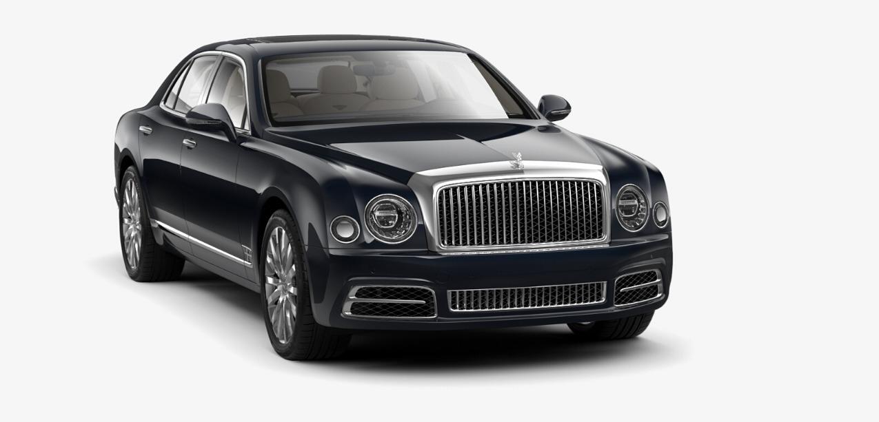 New 2017 Bentley Mulsanne  For Sale In Westport, CT 884_main