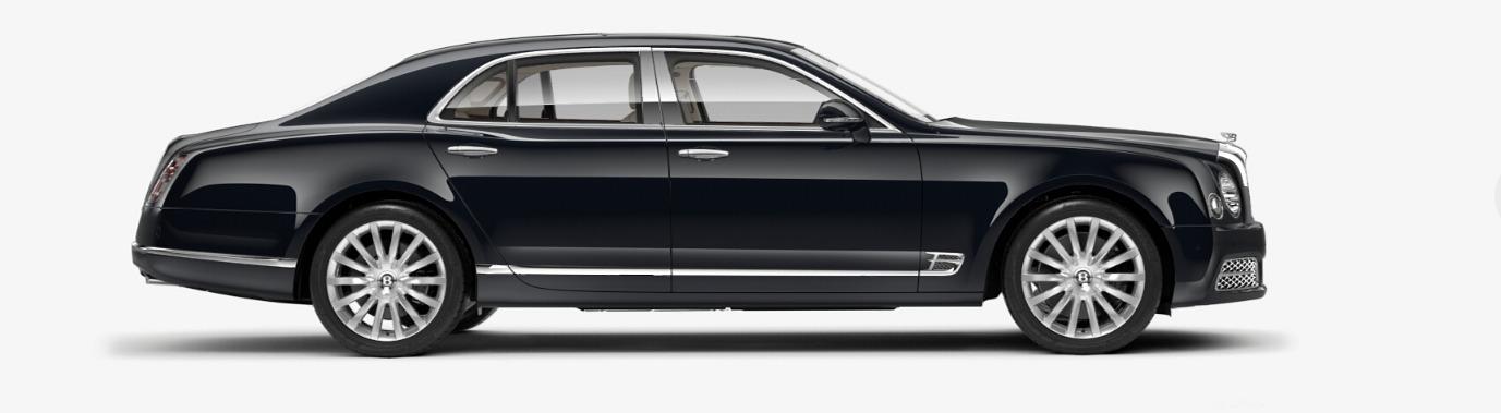 New 2017 Bentley Mulsanne  For Sale In Westport, CT 884_p2