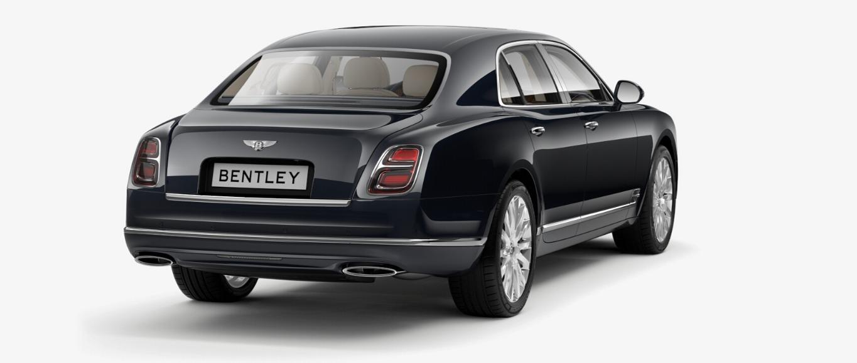 New 2017 Bentley Mulsanne  For Sale In Westport, CT 884_p3