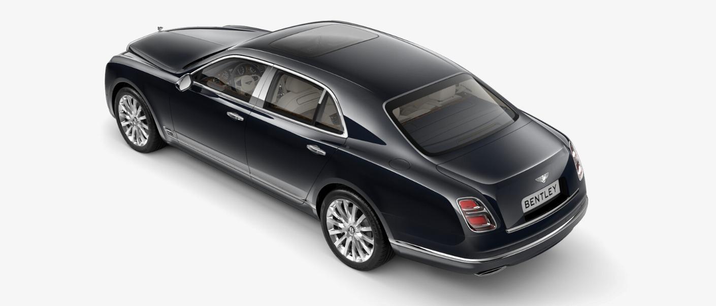 New 2017 Bentley Mulsanne  For Sale In Westport, CT 884_p5