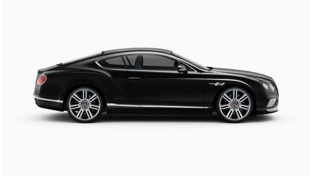 New 2017 Bentley Continental GT V8 For Sale In Westport, CT 885_p3