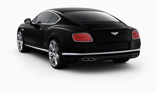 New 2017 Bentley Continental GT V8 For Sale In Westport, CT 885_p4