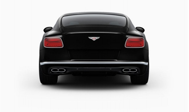 New 2017 Bentley Continental GT V8 For Sale In Westport, CT 885_p5