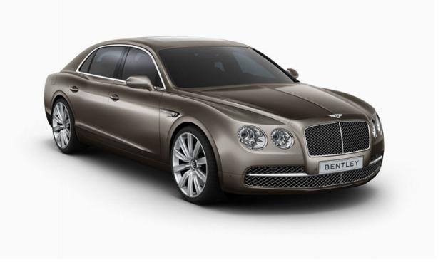 New 2017 Bentley Flying Spur W12 For Sale In Westport, CT 886_main