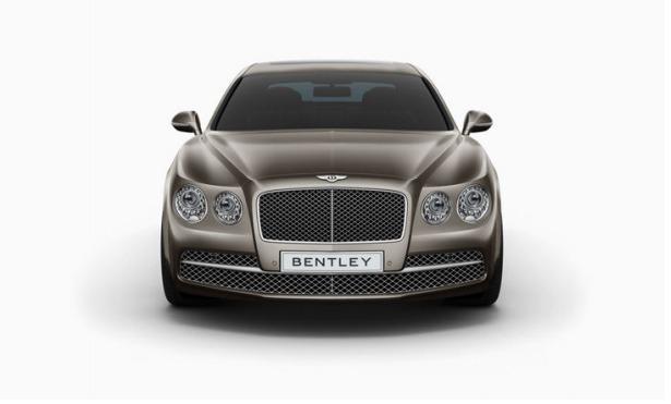 New 2017 Bentley Flying Spur W12 For Sale In Westport, CT 886_p2