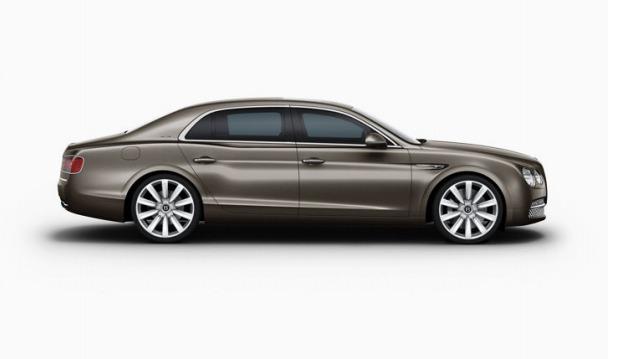 New 2017 Bentley Flying Spur W12 For Sale In Westport, CT 886_p3