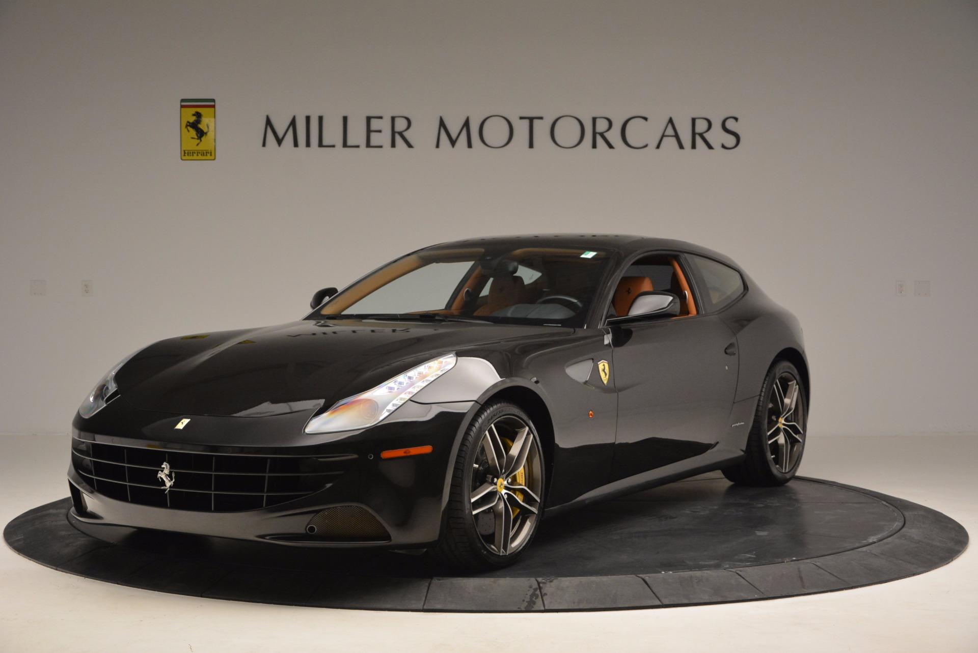 Used 2014 Ferrari FF  For Sale In Westport, CT 887_main