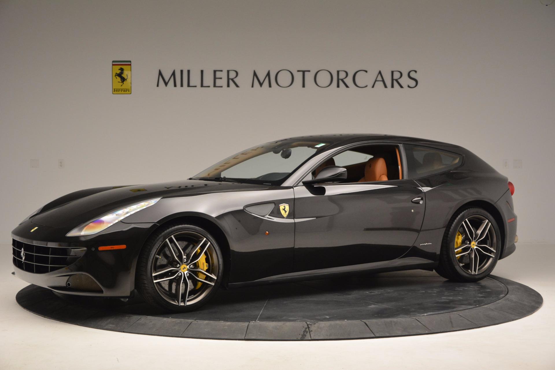 Used 2014 Ferrari FF  For Sale In Westport, CT 887_p2