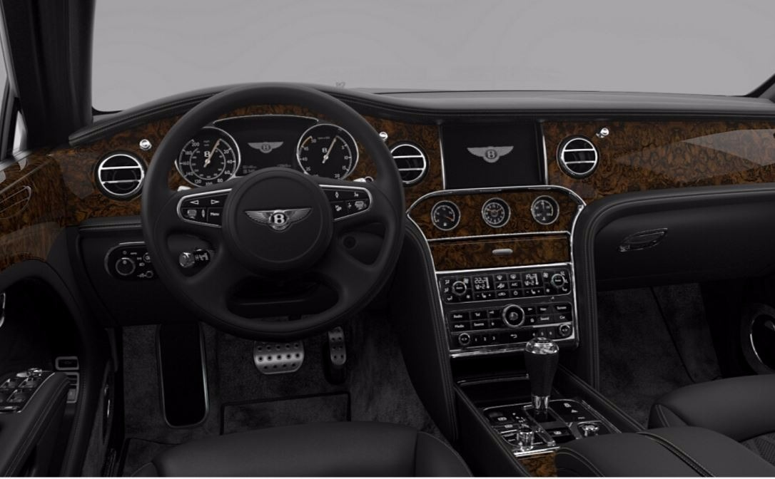 New 2017 Bentley Mulsanne  For Sale In Westport, CT 891_p6