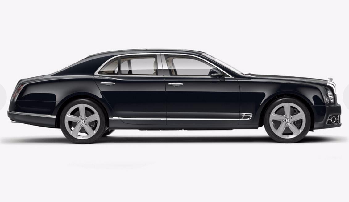 New 2017 Bentley Mulsanne Speed For Sale In Westport, CT 893_p2