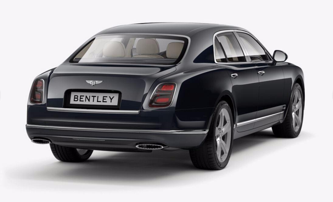 New 2017 Bentley Mulsanne Speed For Sale In Westport, CT 893_p3