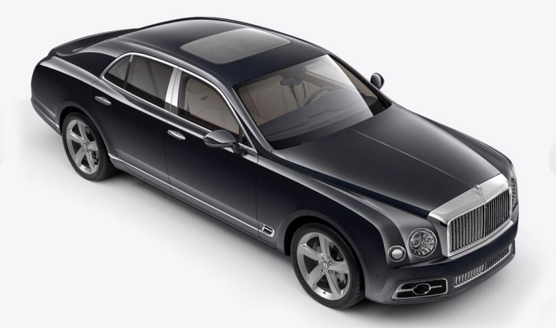 New 2017 Bentley Mulsanne Speed For Sale In Westport, CT 893_p5