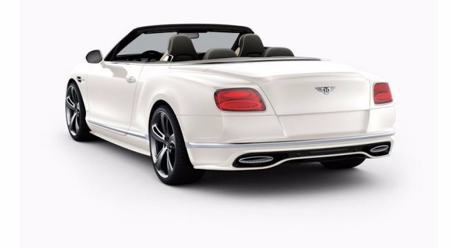 New 2017 Bentley Continental GT Speed For Sale In Westport, CT 895_p2