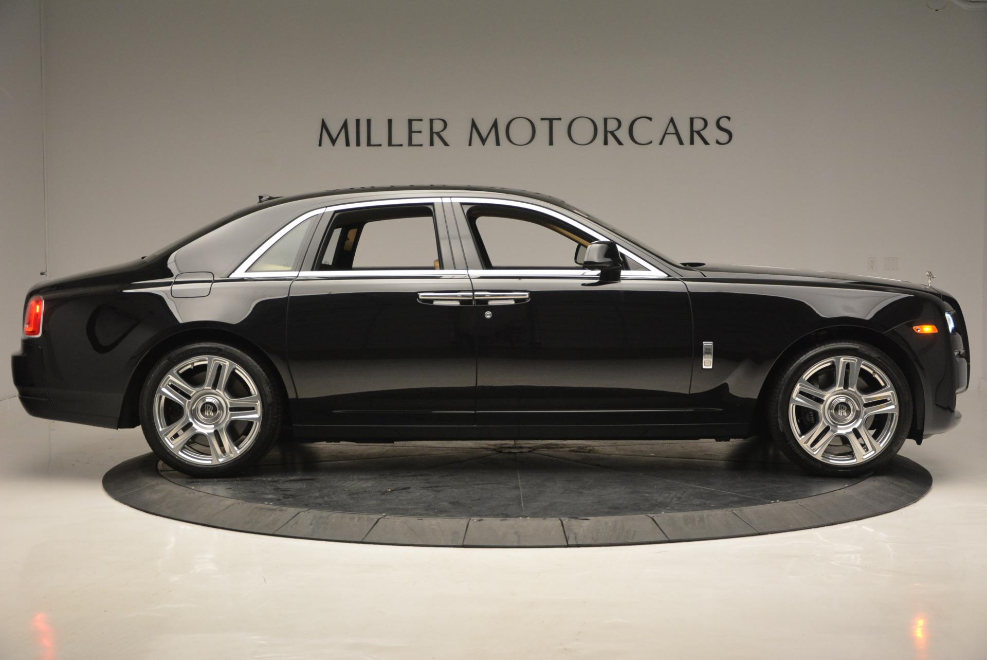 Used 2016 Rolls-Royce Ghost  For Sale In Westport, CT 898_p10