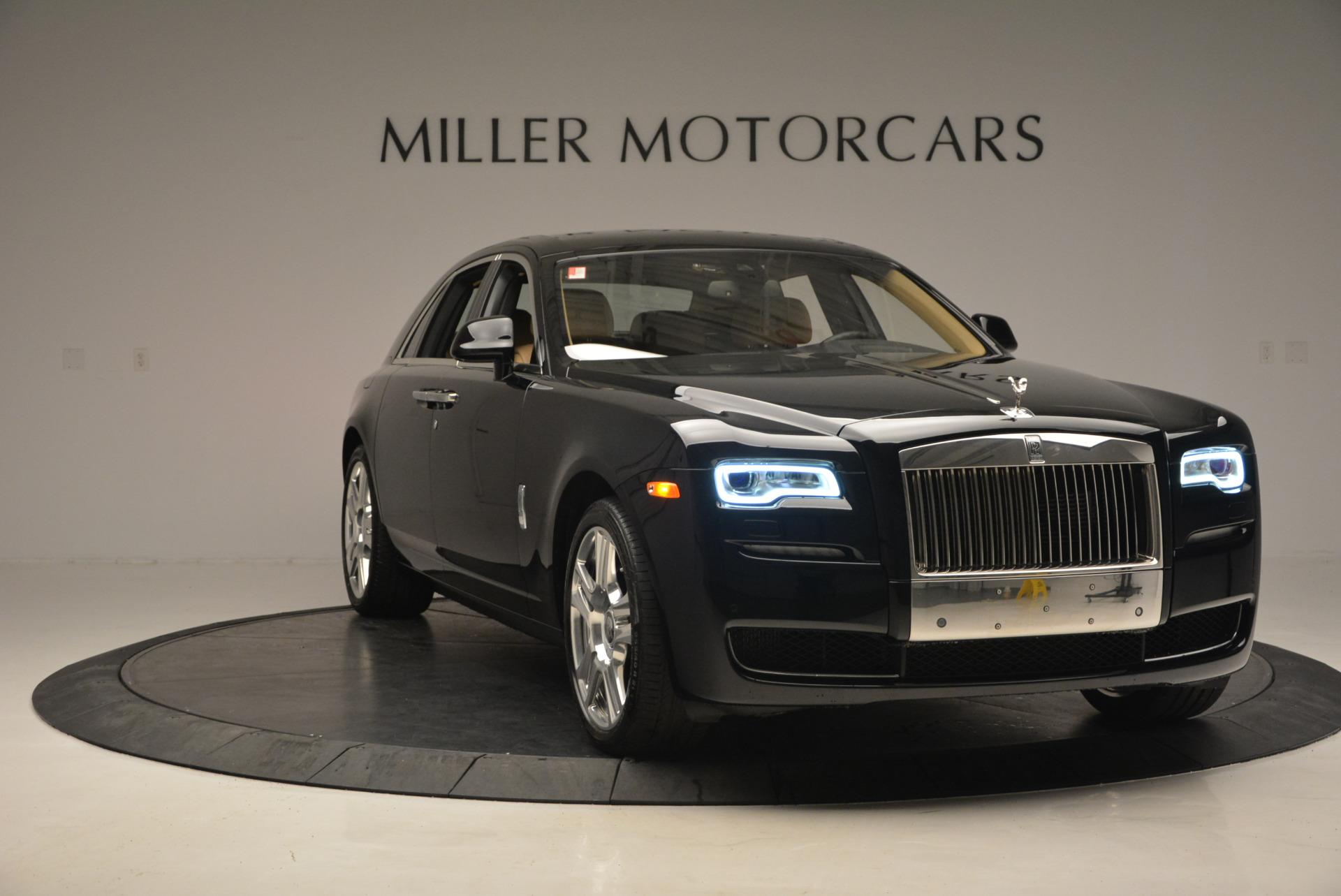 Used 2016 Rolls-Royce Ghost  For Sale In Westport, CT 898_p12