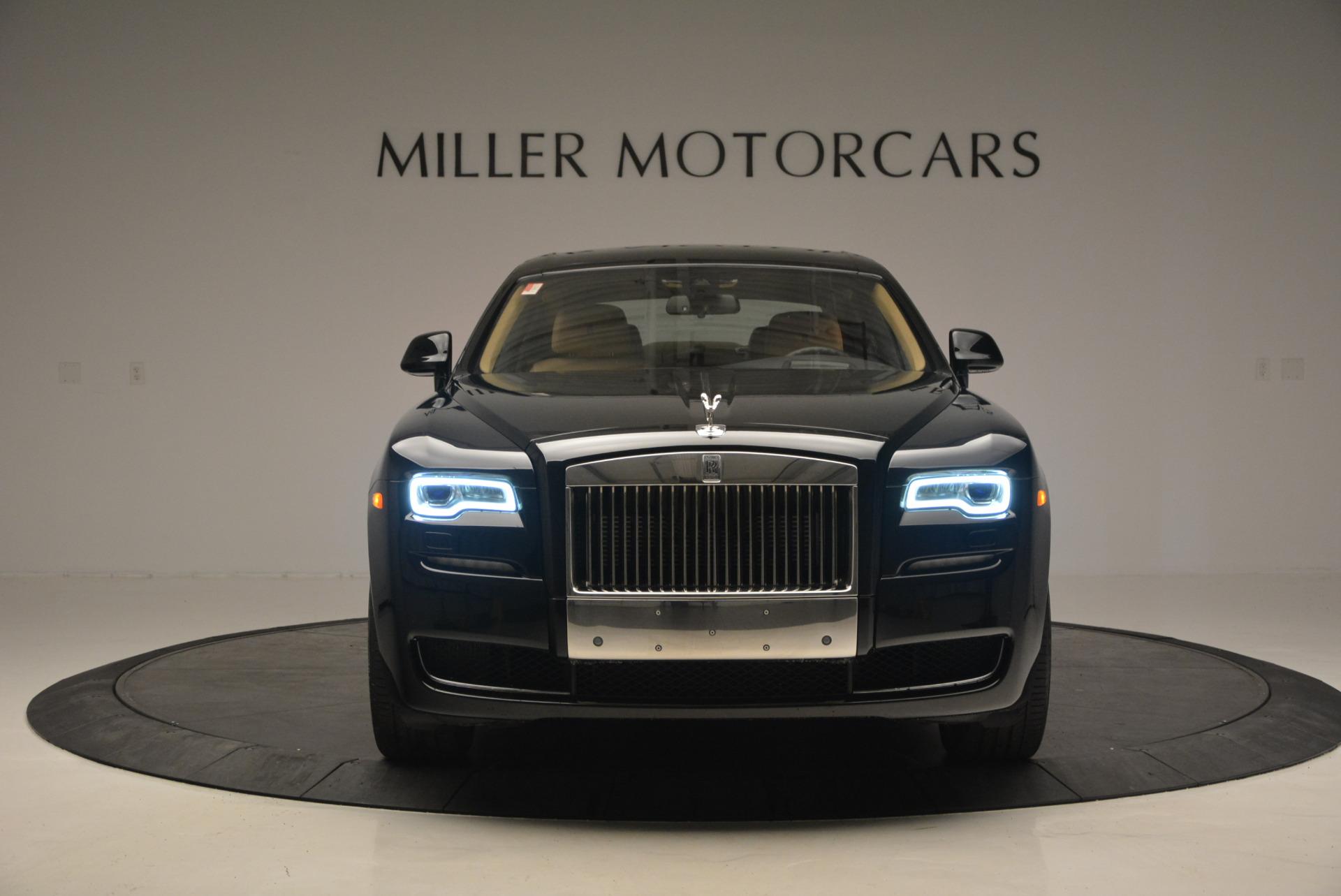 Used 2016 Rolls-Royce Ghost  For Sale In Westport, CT 898_p13