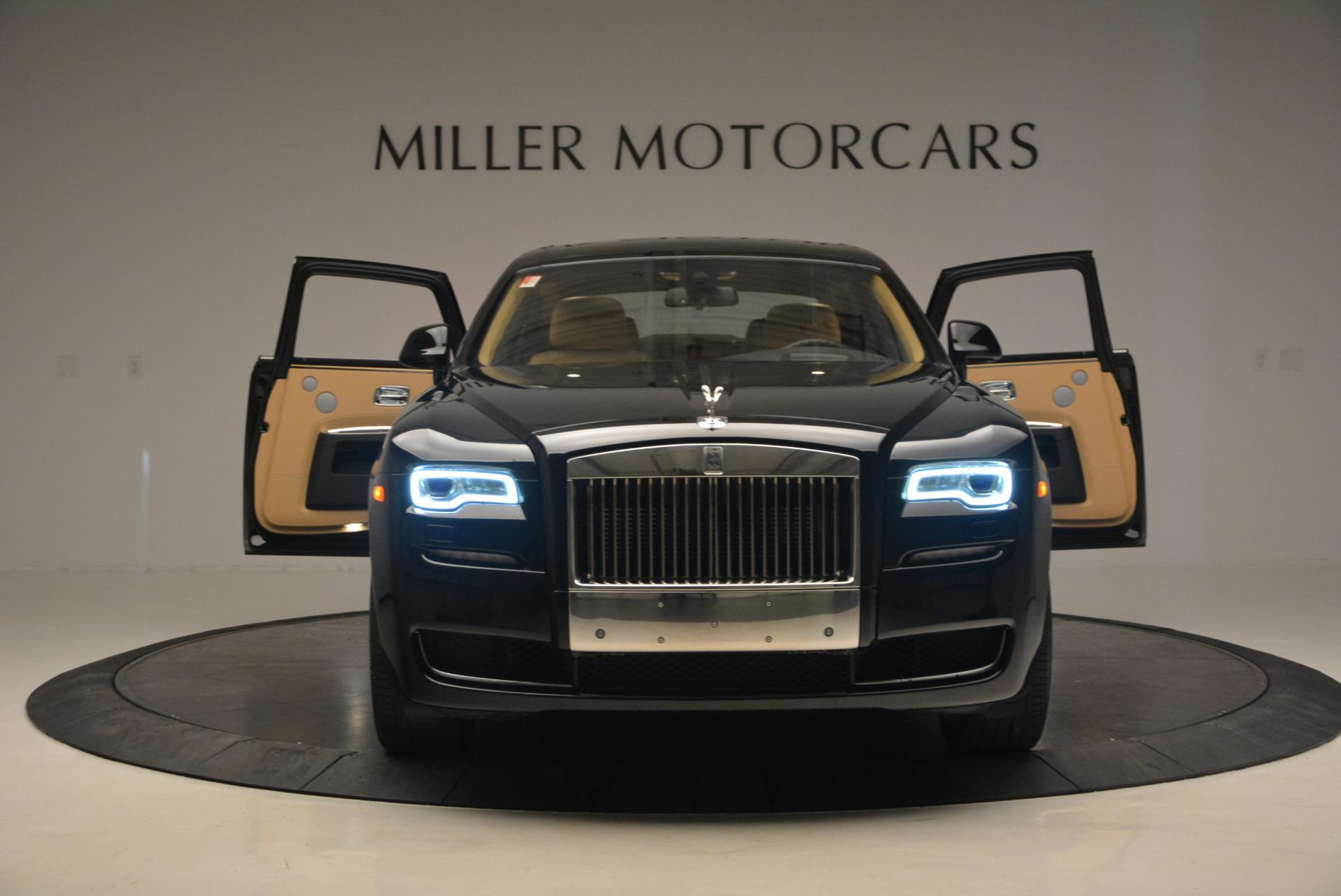 Used 2016 Rolls-Royce Ghost  For Sale In Westport, CT 898_p14