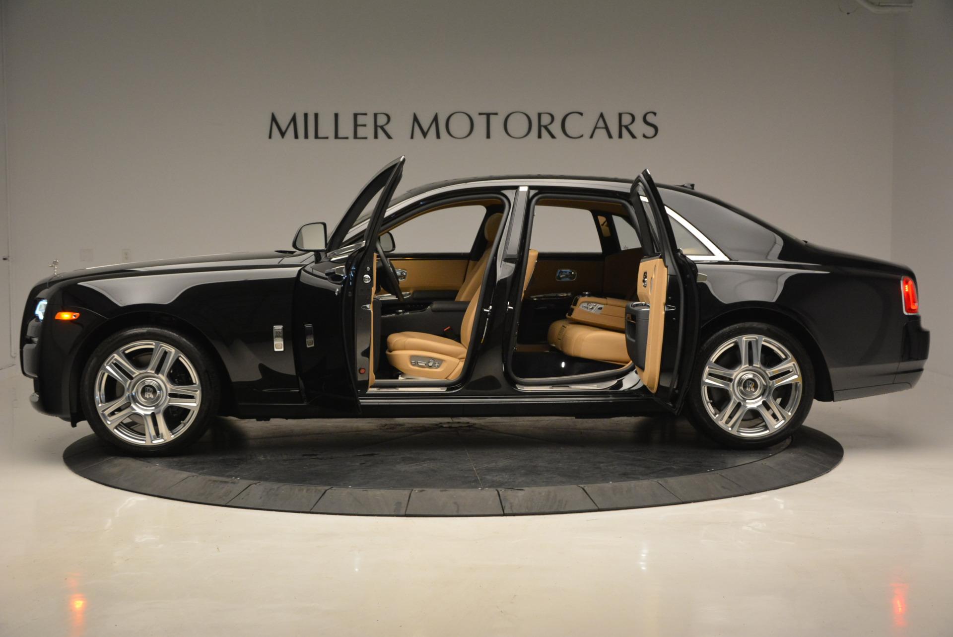 Used 2016 Rolls-Royce Ghost  For Sale In Westport, CT 898_p15