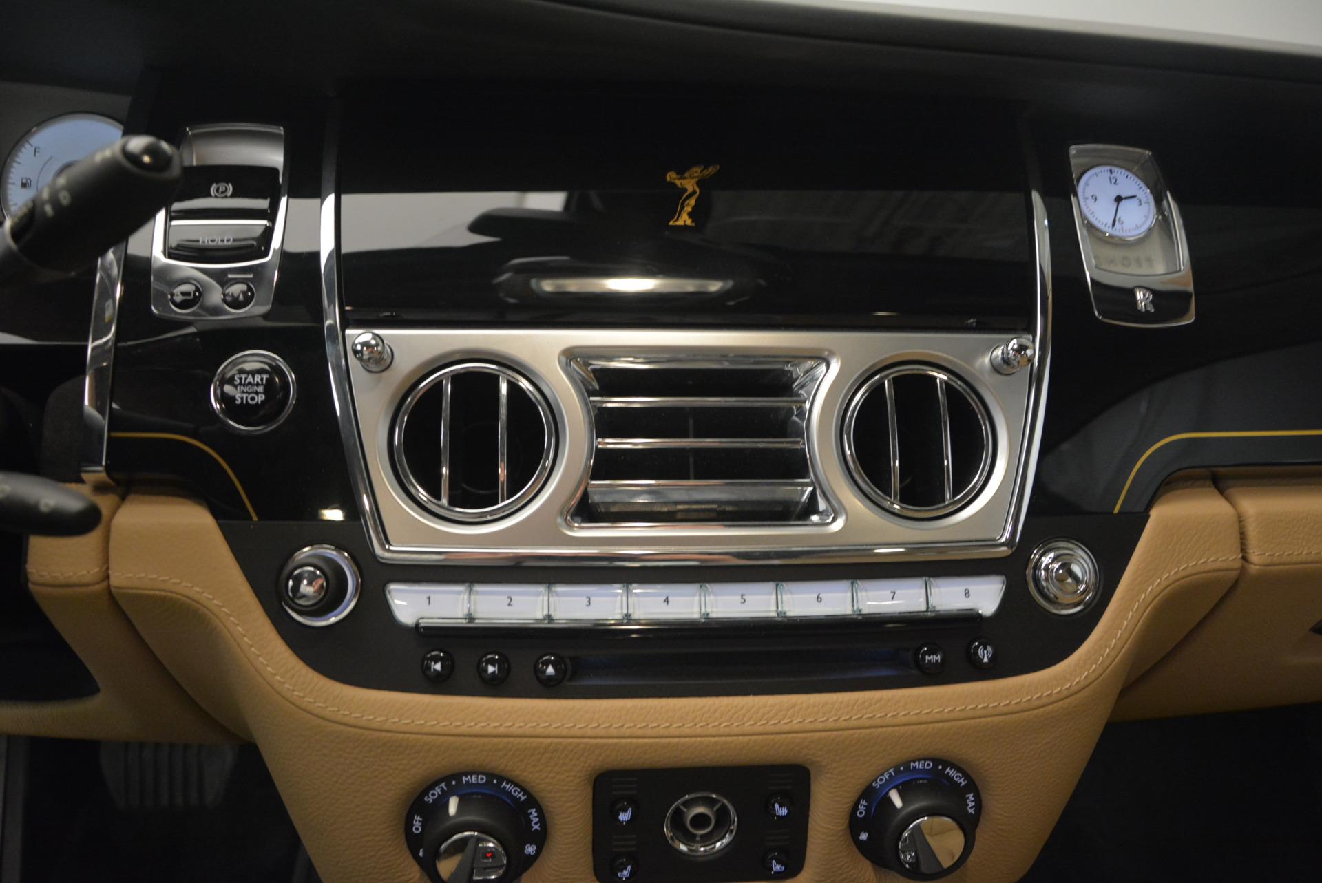 Used 2016 Rolls-Royce Ghost  For Sale In Westport, CT 898_p23