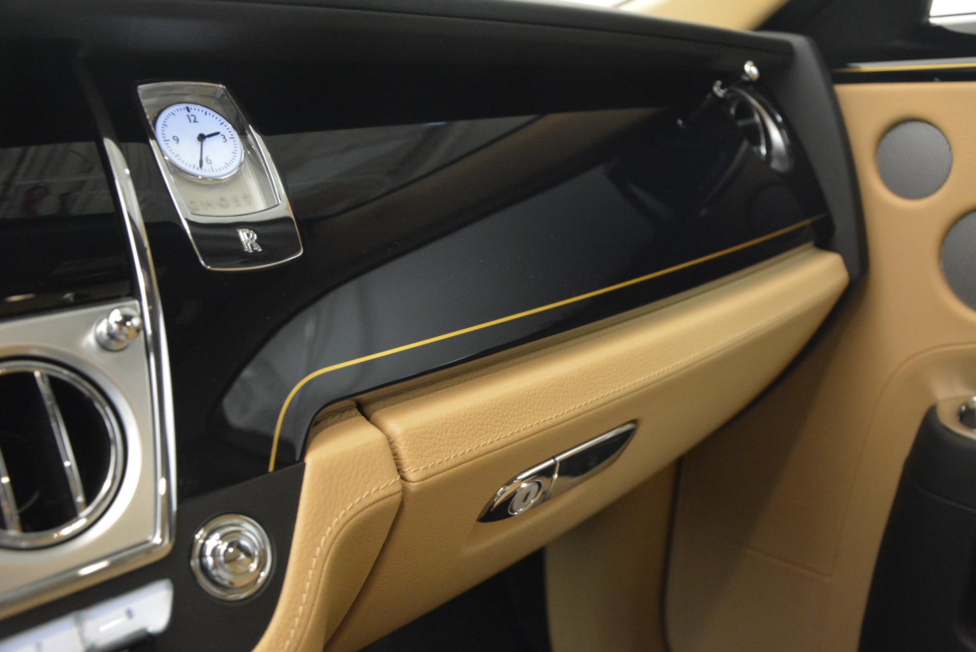 Used 2016 Rolls-Royce Ghost  For Sale In Westport, CT 898_p25