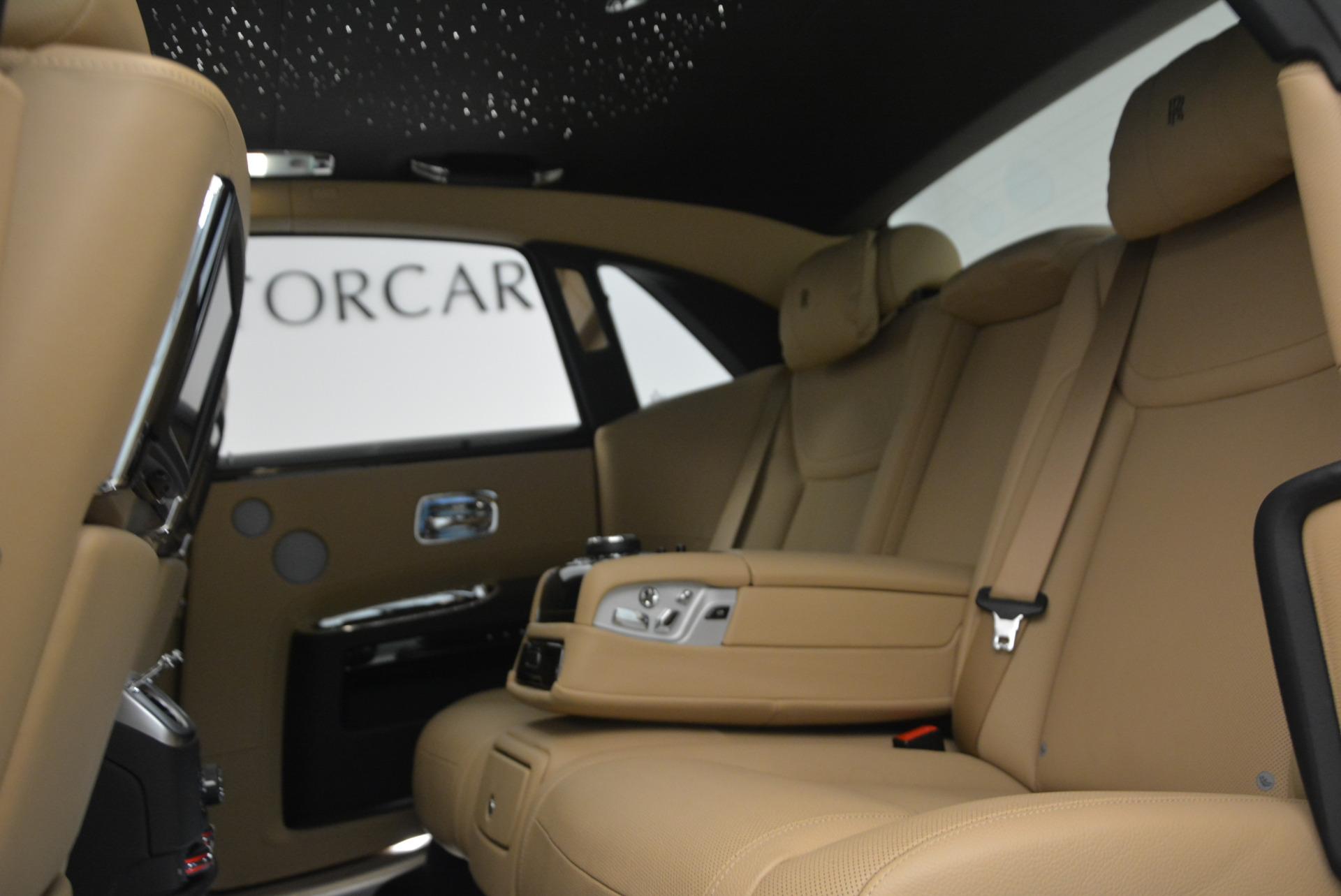 Used 2016 Rolls-Royce Ghost  For Sale In Westport, CT 898_p28