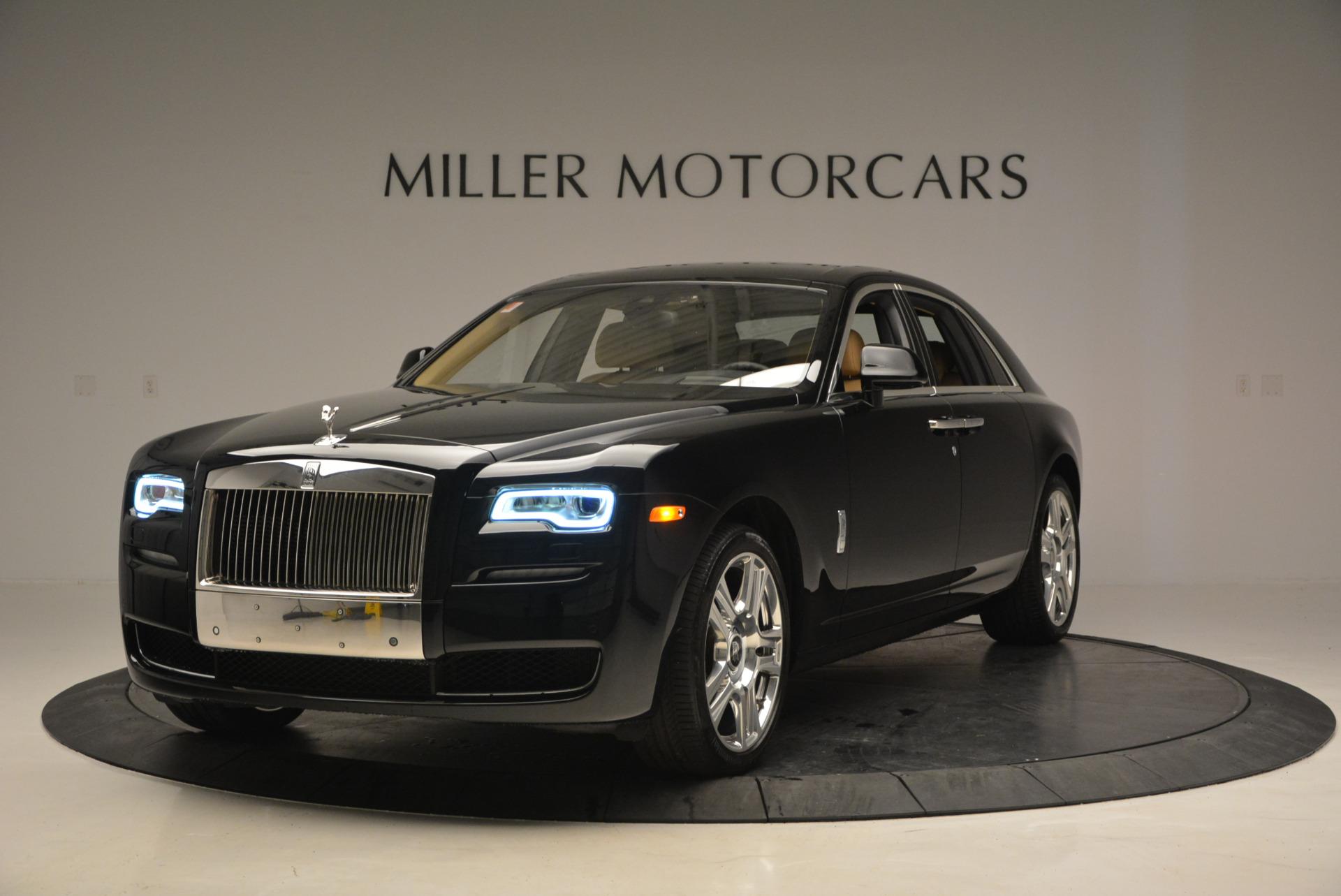 Used 2016 Rolls-Royce Ghost  For Sale In Westport, CT 898_p2