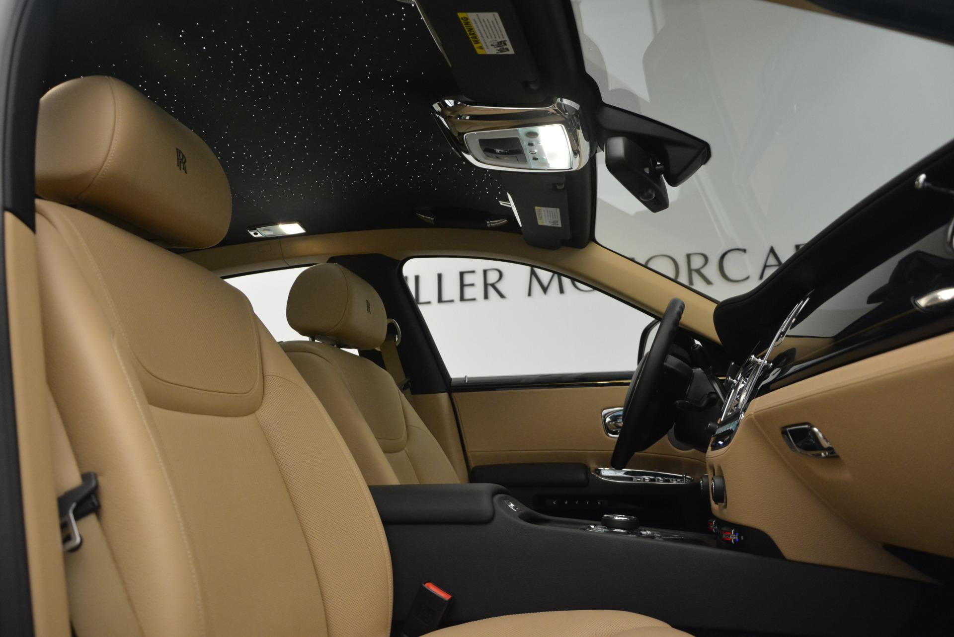 Used 2016 Rolls-Royce Ghost  For Sale In Westport, CT 898_p35