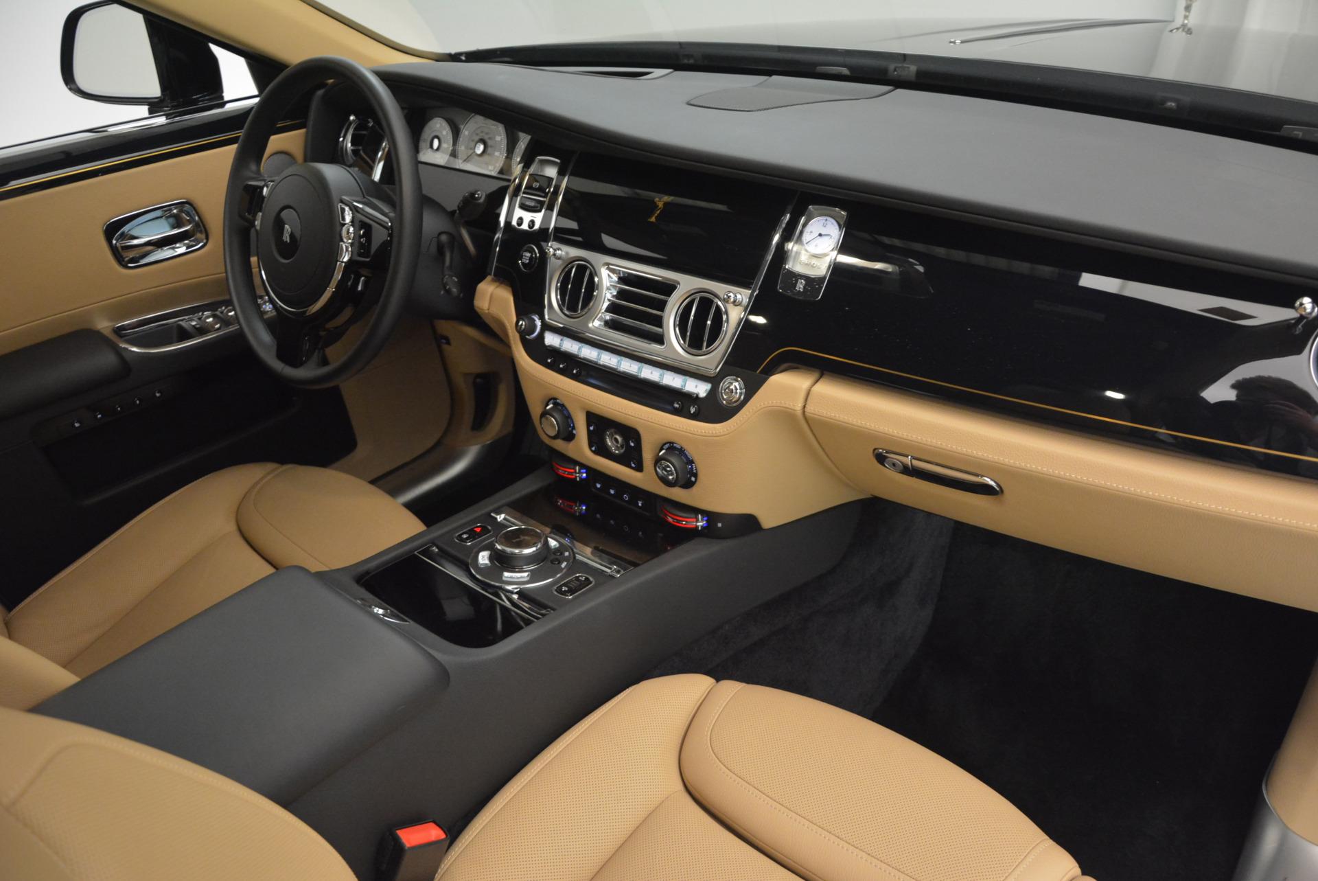 Used 2016 Rolls-Royce Ghost  For Sale In Westport, CT 898_p36