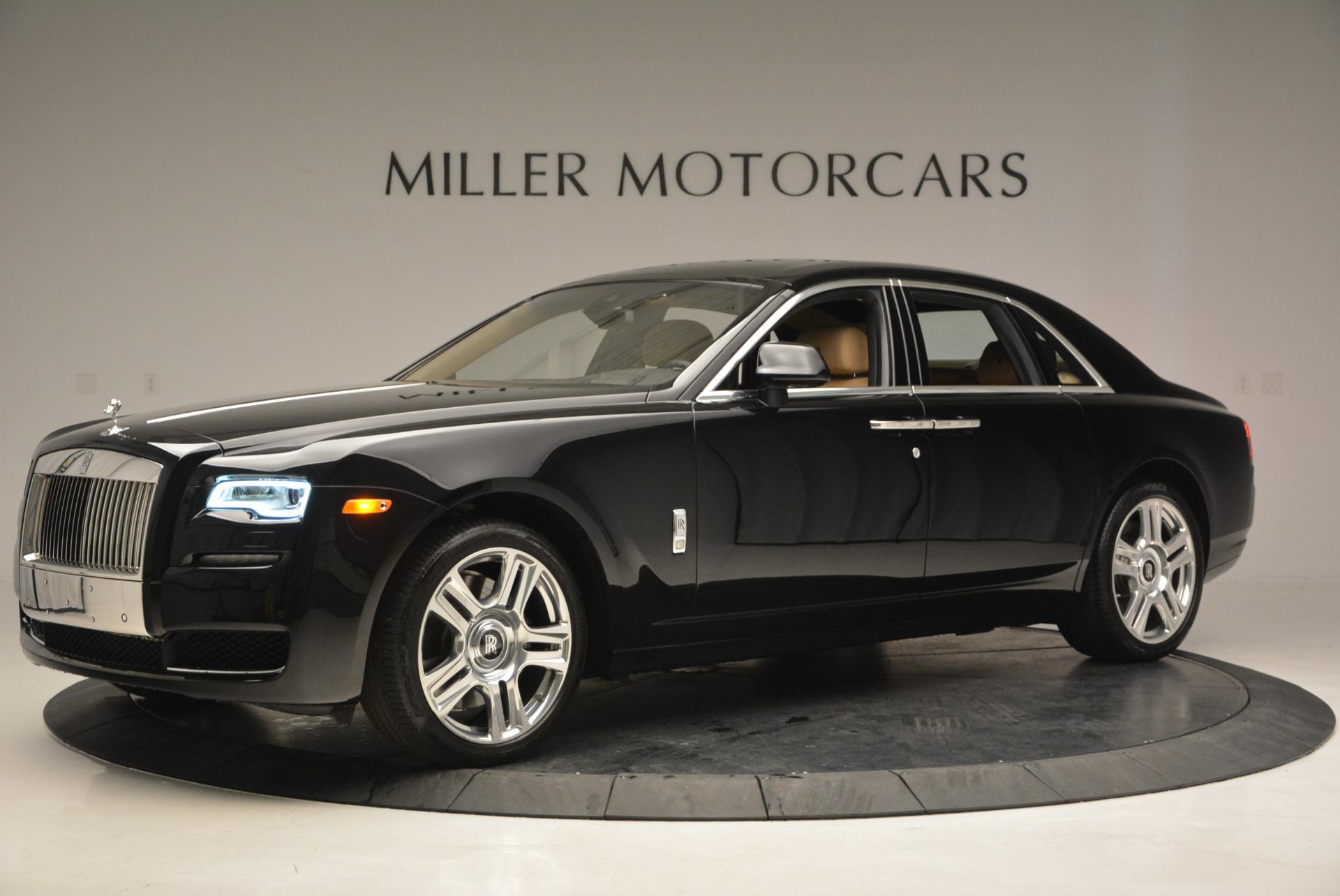 Used 2016 Rolls-Royce Ghost  For Sale In Westport, CT 898_p3