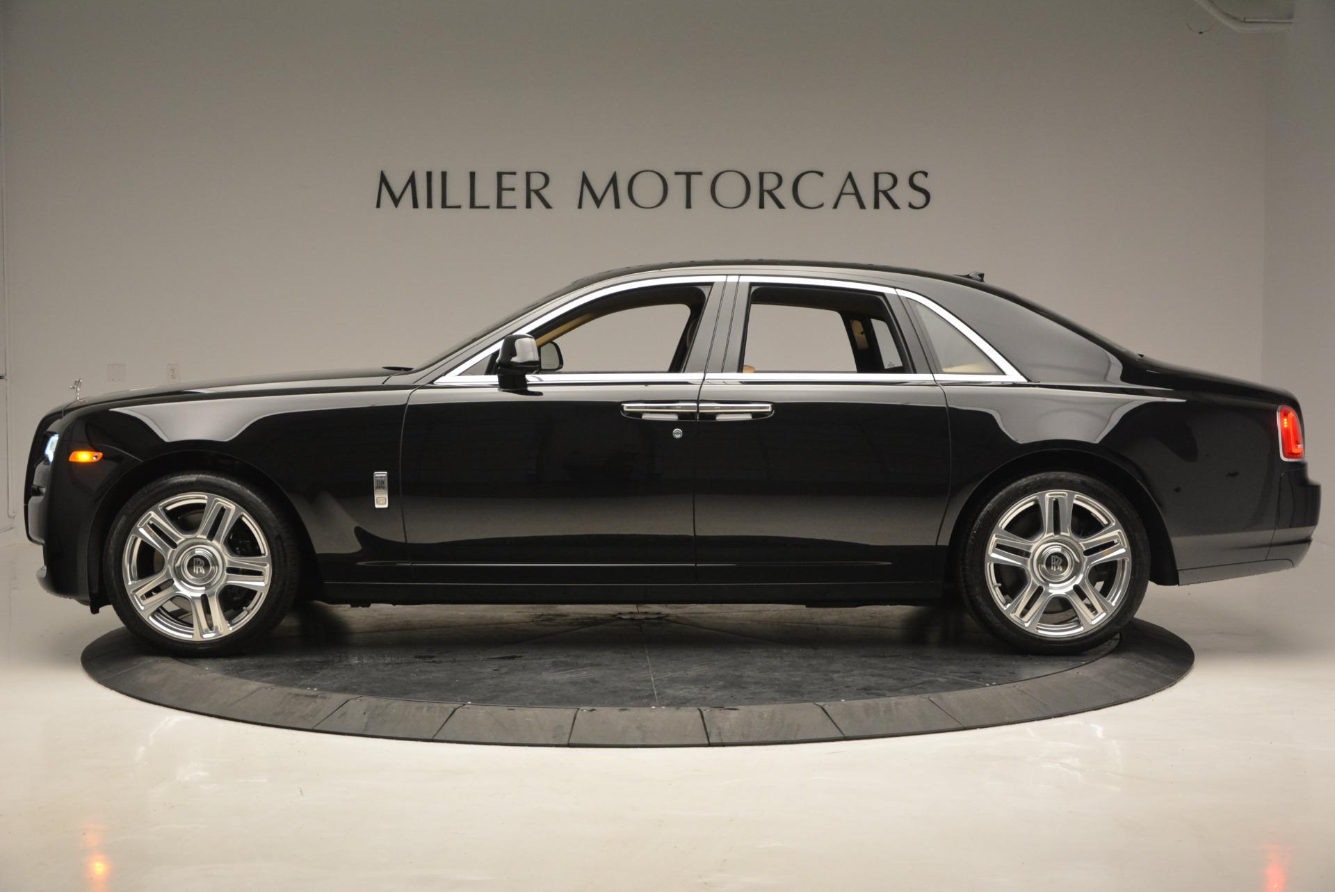 Used 2016 Rolls-Royce Ghost  For Sale In Westport, CT 898_p4