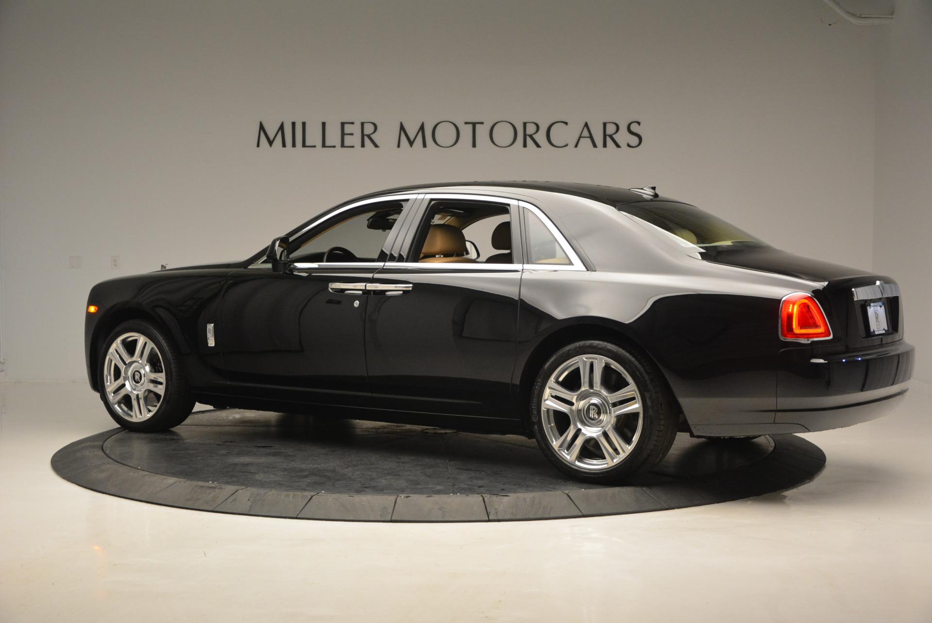 Used 2016 Rolls-Royce Ghost  For Sale In Westport, CT 898_p5